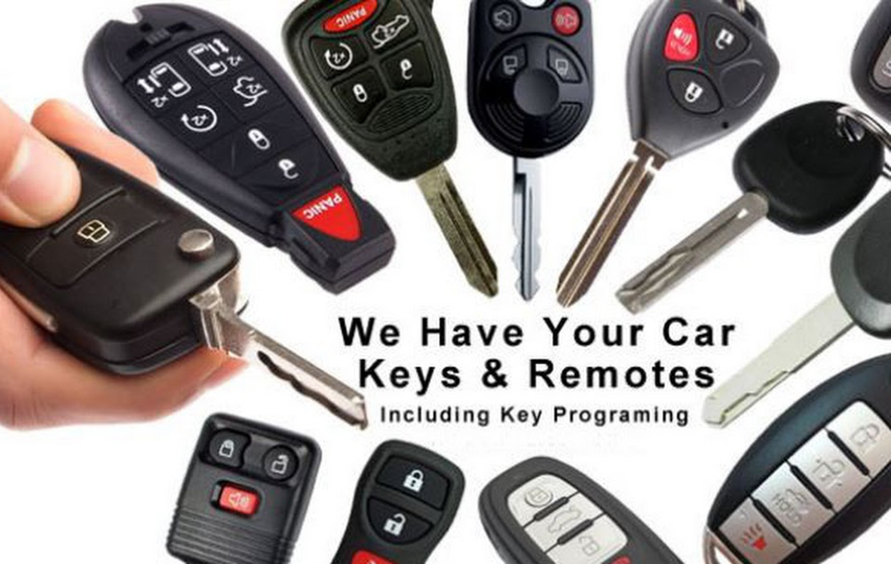 charleston car Locksmith
